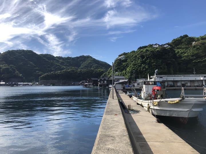 伊根漁港(京都・伊根)の釣り場情報│丹後エリア