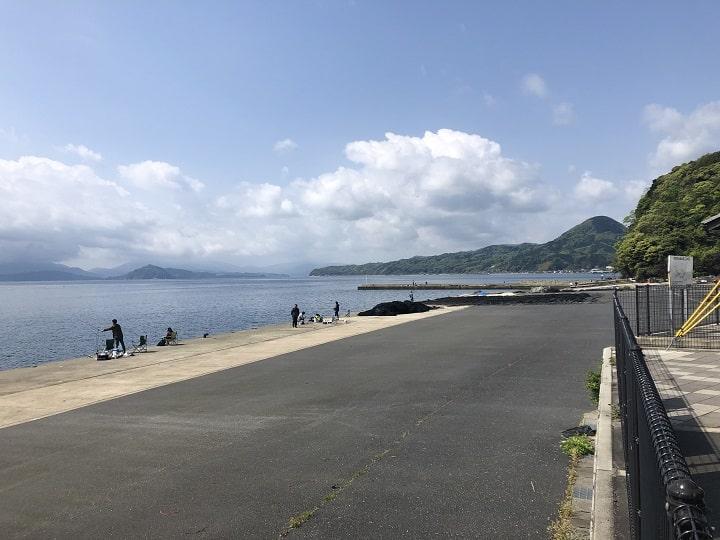伊根網干場(京都・伊根)の釣り場情報