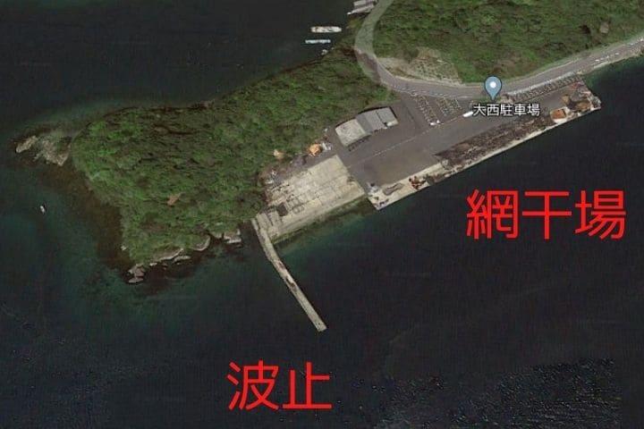 伊根網干場(京都・伊根)の釣り場情報│丹後エリア