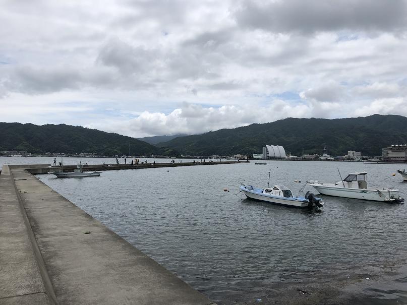 釣りファミ 天橋立市場前(京都・宮津)全景