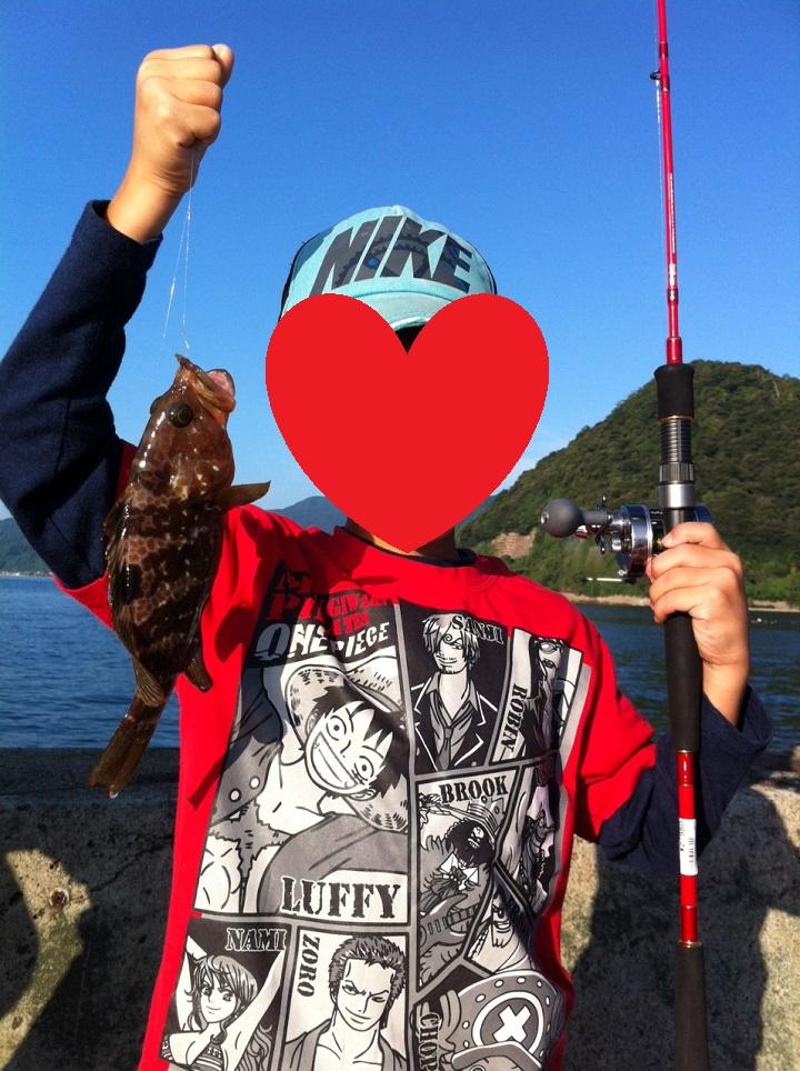 釣りファミ 京都でアコウを釣るなら絶対、伊根!子どもでも簡単に釣れるアコウ釣りの秘密!