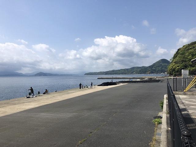 釣りファミ 京都のショアジギングスポット ~伊根網干場(京都・伊根)~