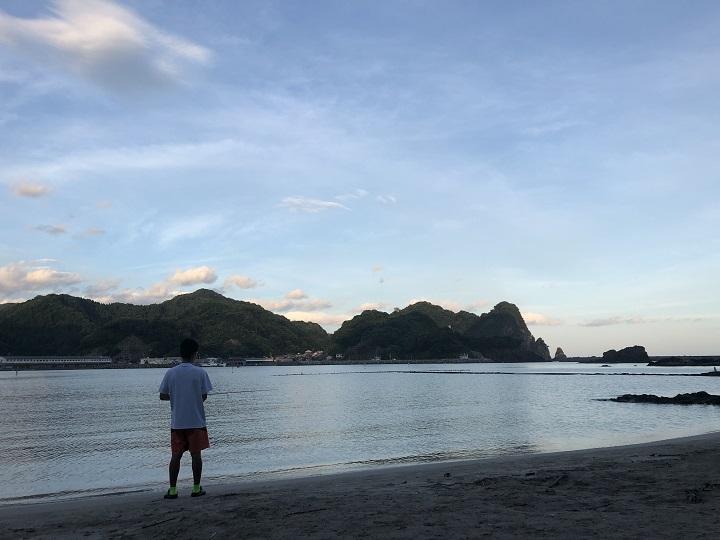 釣りファミ日記 2019海キャンプin兵庫浜坂3日目