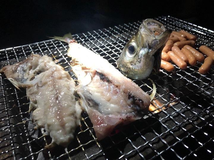 釣りファミ 釣った魚を喰らう!真夏の恒例イベント、2019海キャンプin兵庫・浜坂1日目