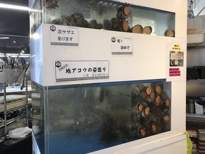 釣りファミ 釣りファミ日記 釣りの後は、美味いメシ!京都の漁港を食べ歩く ~天橋立市場前(京都・宮津)~