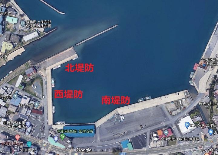 宮津港(京都・宮津)の釣り場情報