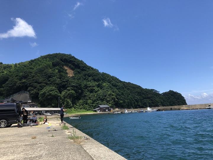 釣りファミ 釣り場情報 京都 ファミリーフィッシング 車横付け