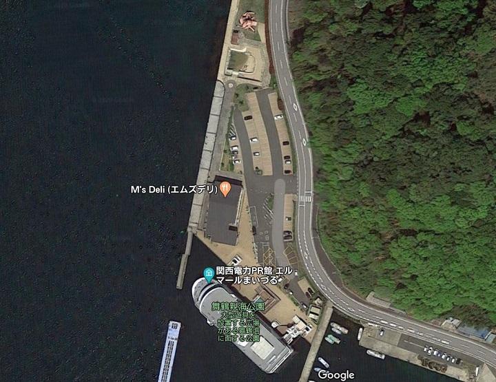 釣りファミ 舞鶴親海公園(京都・舞鶴)の釣り場情報