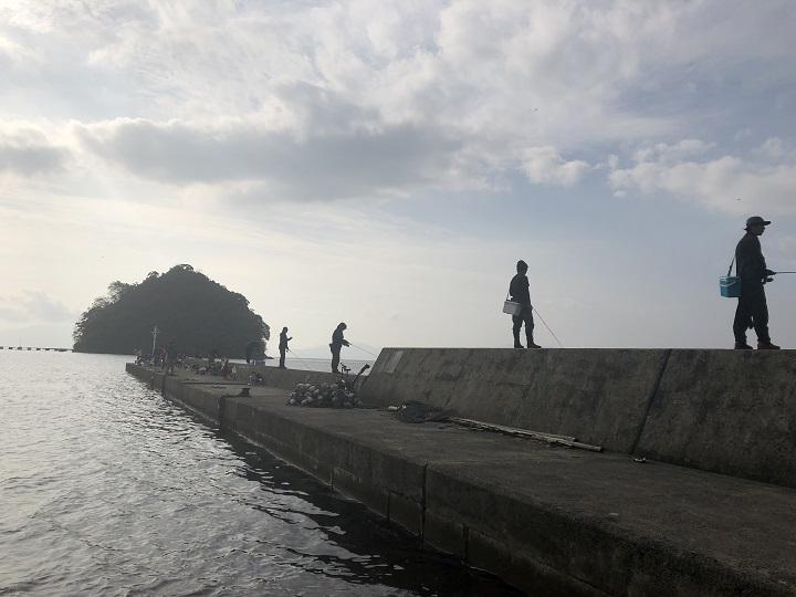 京都・伊根、秋の釣りの醍醐味。アコウとイカを釣って食べる!01