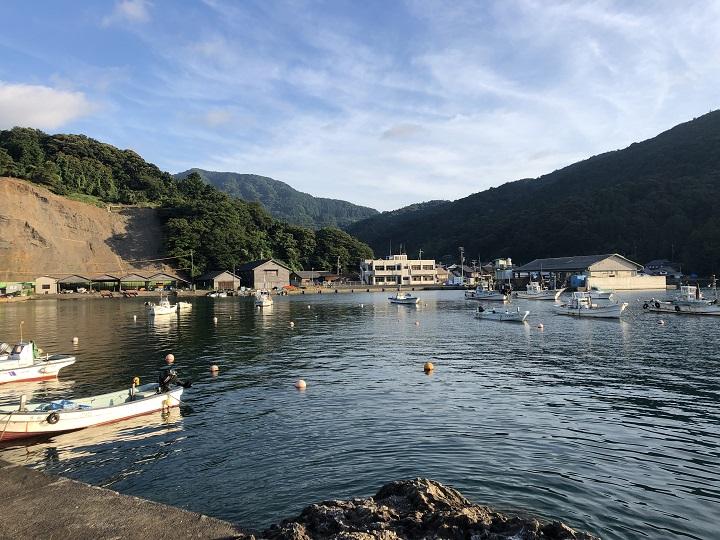 舞鶴田井漁港(京都・舞鶴)の釣り場情報06