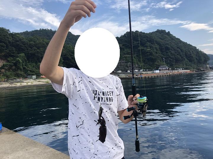 京都で釣り場に困ったら!子どももママも楽しめる初秋の伊根の海 エギング02