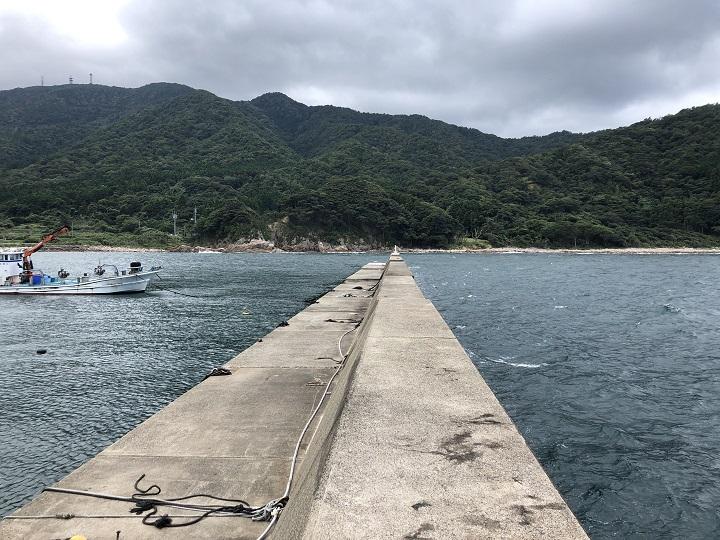 野原漁港の釣りポイント01