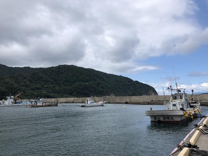 野原漁港の釣りポイント05