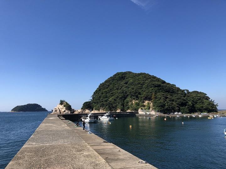 小橋漁港(京都・舞鶴)の釣り場情報