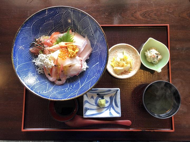 京都の釣り場で美味いメシ!伊根釣行で食べる海鮮ランチ!橋立海産センター、瑞松苑、上海鮮丼
