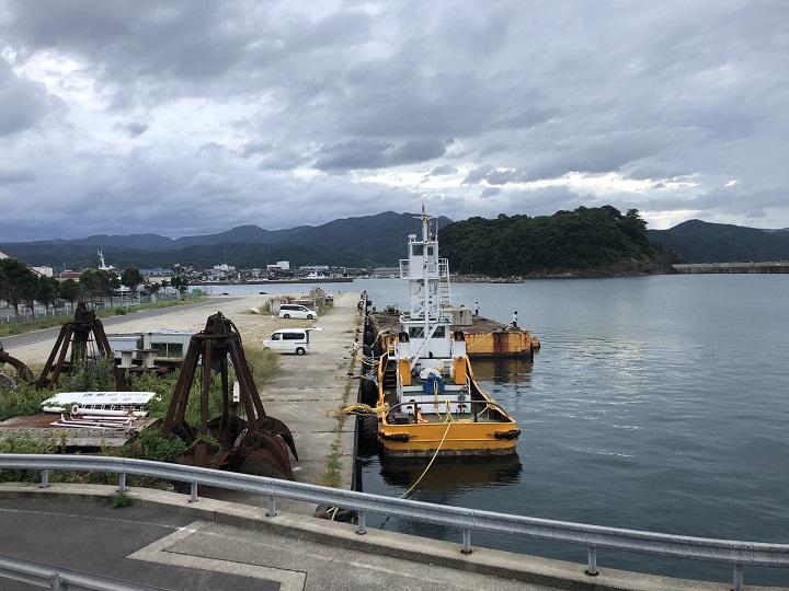 香住東港(兵庫・香住)の釣り場情報 堤防