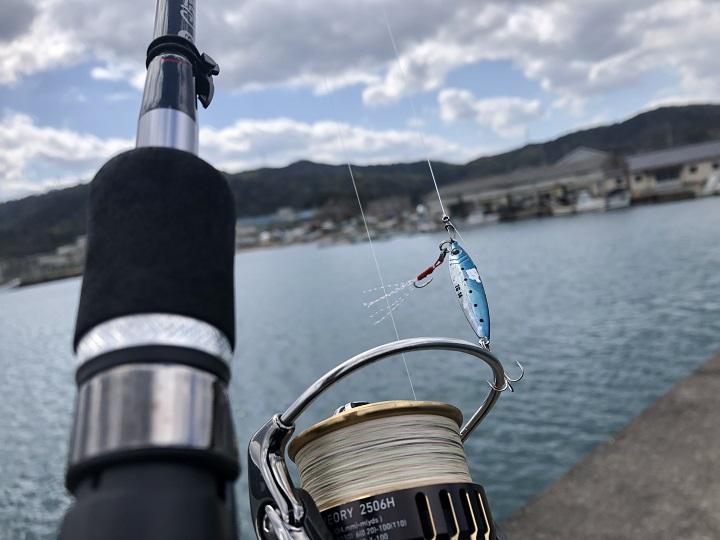 栗田漁港(京都・宮津)で春の釣り。親子でデイゲームを楽しむ!