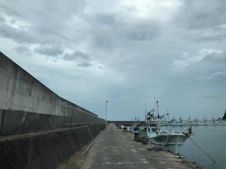 香住西港(兵庫・香住)の釣り場情報 波止