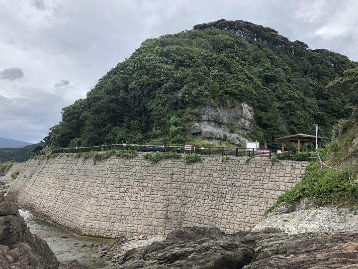 地蔵鼻(兵庫・香住)の釣り場情報