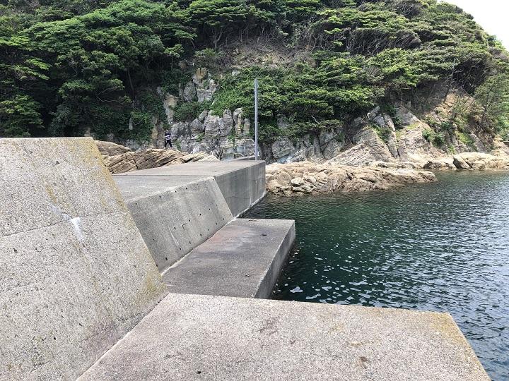 旭漁港(京都・京丹後)の釣り場情報