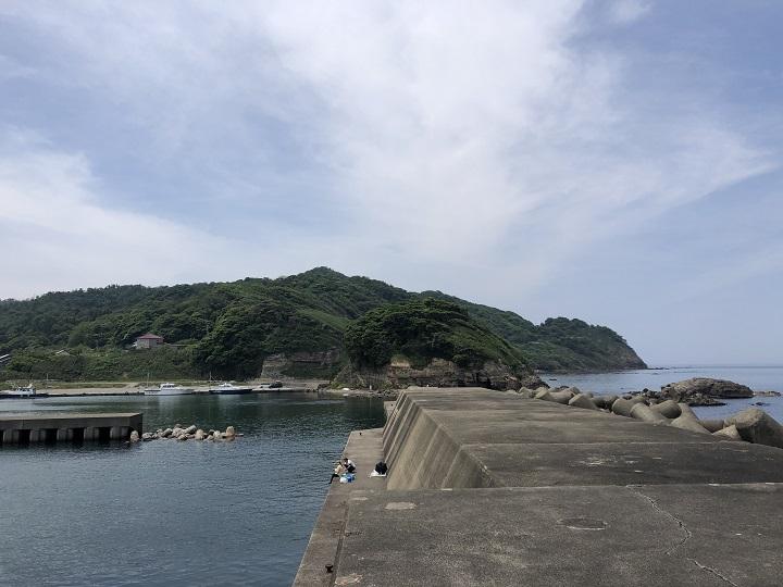 京都・京丹後の釣り場一覧 浅茂川漁港