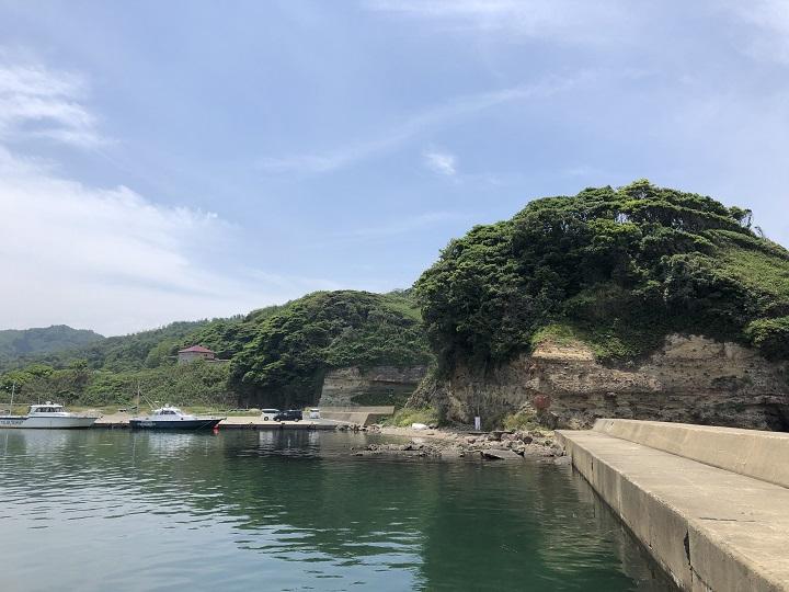 浅茂川漁港(京都・京丹後)の釣り場情報