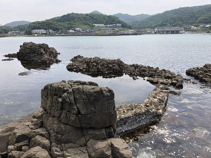 八丁浜シーサイドパーク(京都・京丹後)の釣り場情報 波止