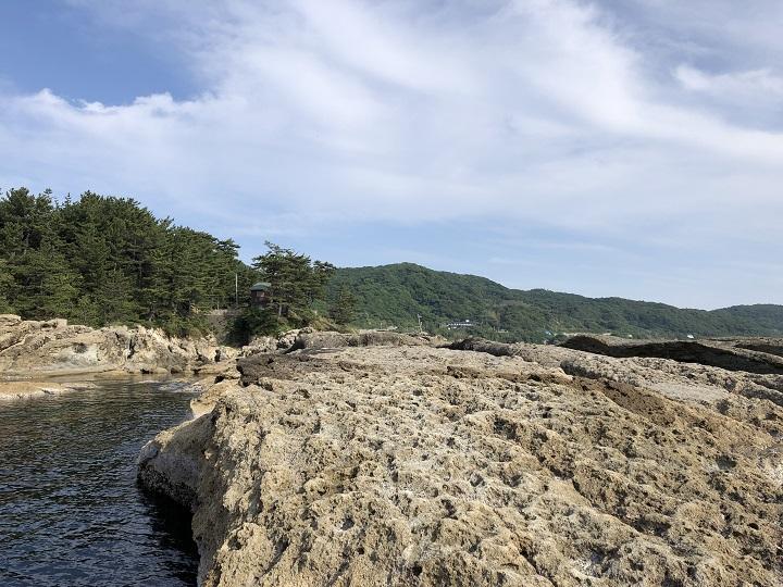 釣りファミ 城島公園・小間漁港(京都・京丹後)の釣り場情報 地磯