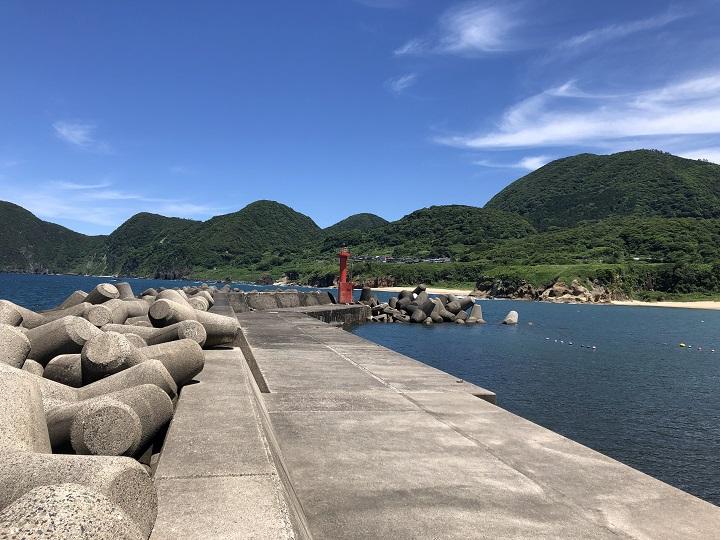 竹野漁港(京都・京丹後)の釣り場情報