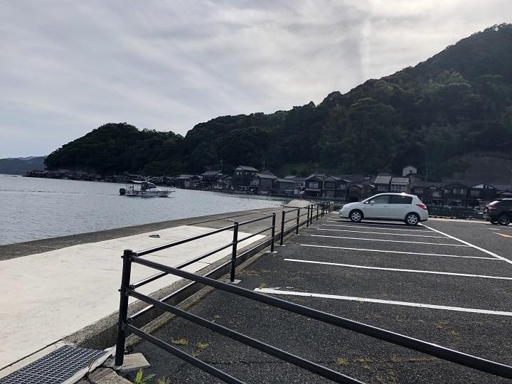 平田埋立地 伊根漁港の釣りメシ!伊根の美味しい海鮮グルメ!レストラン舟屋
