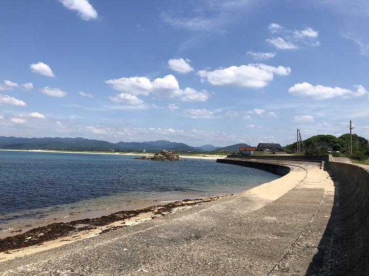 大向水道(京都・京丹後)の釣り場情報
