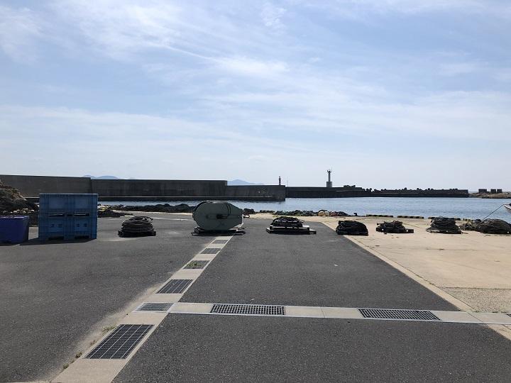 浜詰漁港(京都・京丹後)の釣り場情報