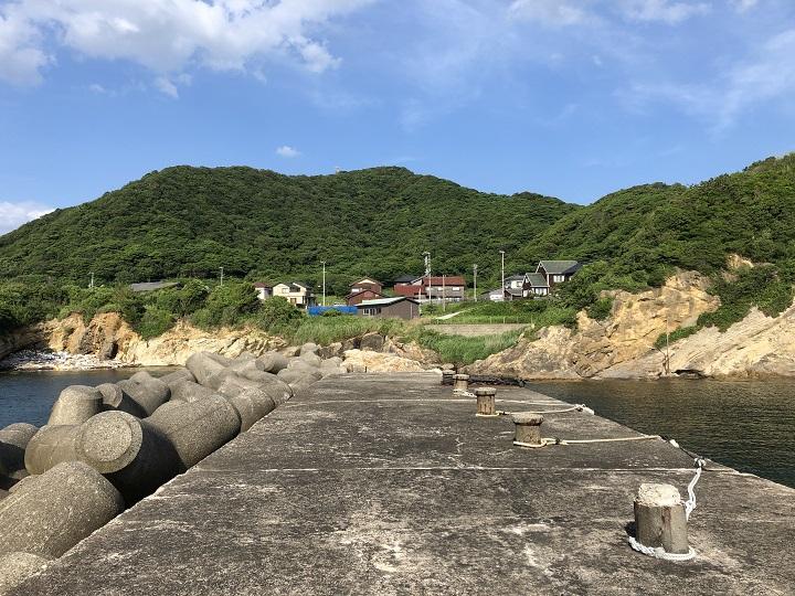 三津漁港(京都・京丹後)の釣り場情報