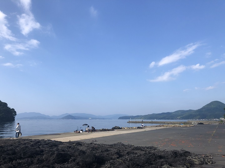 7月梅雨の合間の京都釣行!伊根・宮津・舞鶴のファミリーフィッシングにオススメの釣り場めぐり 伊根網干場