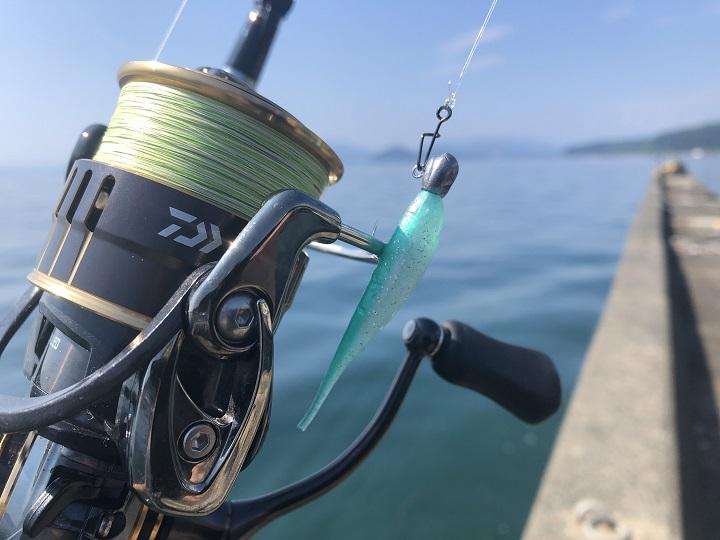 養老漁港でベイティ大暴れ!無限に釣れるガシラマンション発見!子どもの釣りにもオススメ!