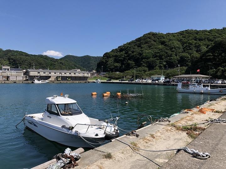 居組漁港(兵庫・新温泉町)の釣り場情報 但馬エリア