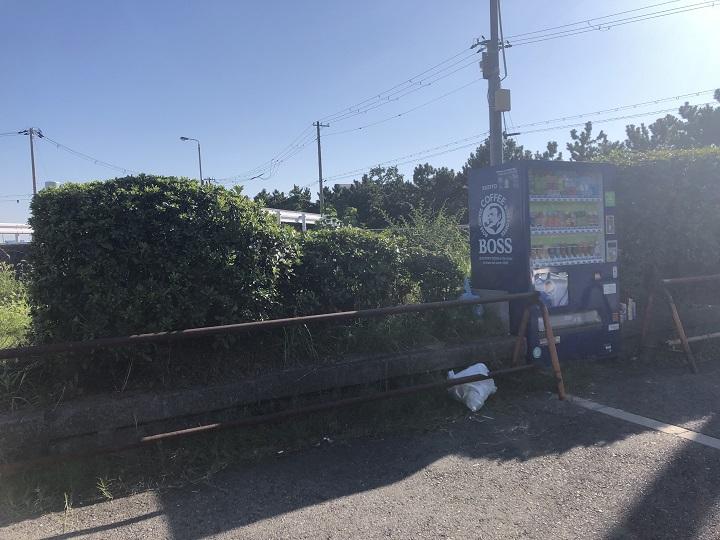 西宮ケーソン(兵庫・西宮)の釣り場情報|阪神エリア 自動販売機