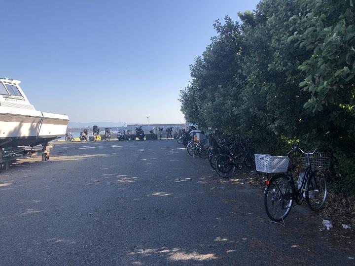 西宮ケーソン(兵庫・西宮)の釣り場情報|阪神エリア 駐車場 バイク・自転車