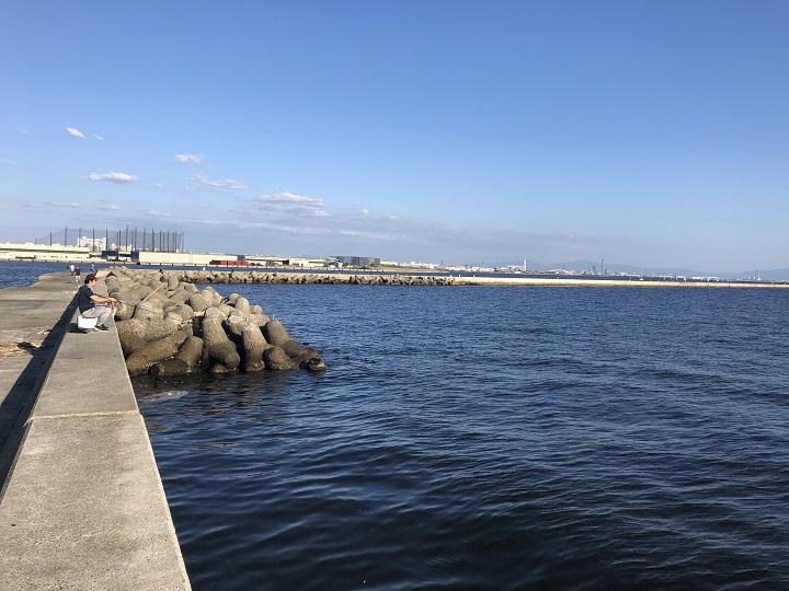 西宮ケーソン(兵庫・西宮)の釣り場情報|阪神エリア