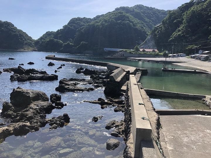 兵庫・浜坂の釣り場情報一覧 ~釣れるポイント総まとめ~ 釜屋漁港