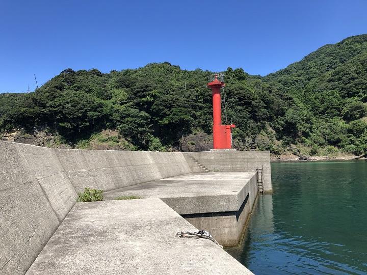 鎧漁港(兵庫・香住)の釣り場情報 但馬エリア