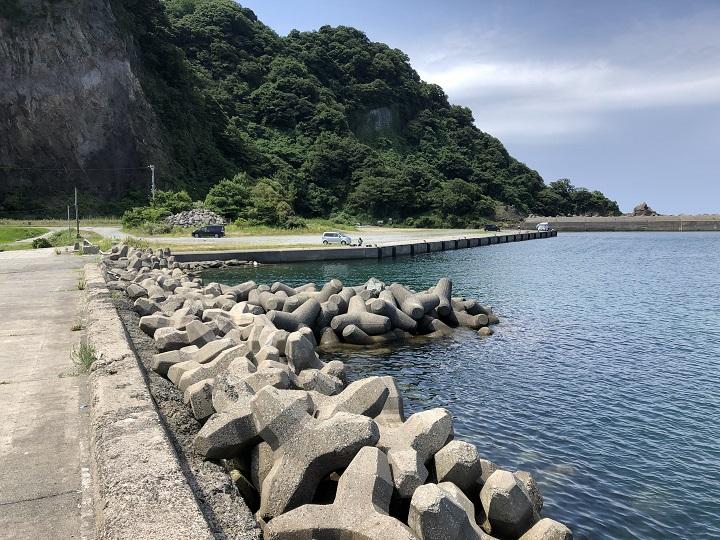 兵庫・浜坂の釣り場情報一覧 ~釣れるポイント総まとめ~ 浜坂漁港 常夜灯