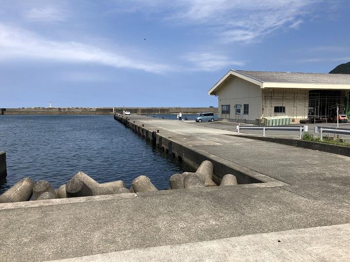 兵庫・浜坂の釣り場情報一覧 ~釣れるポイント総まとめ~ 浜坂漁港 漁協前