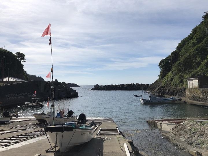 三尾漁港(兵庫・浜坂)の釣り場情報 但馬エリア 大三尾港