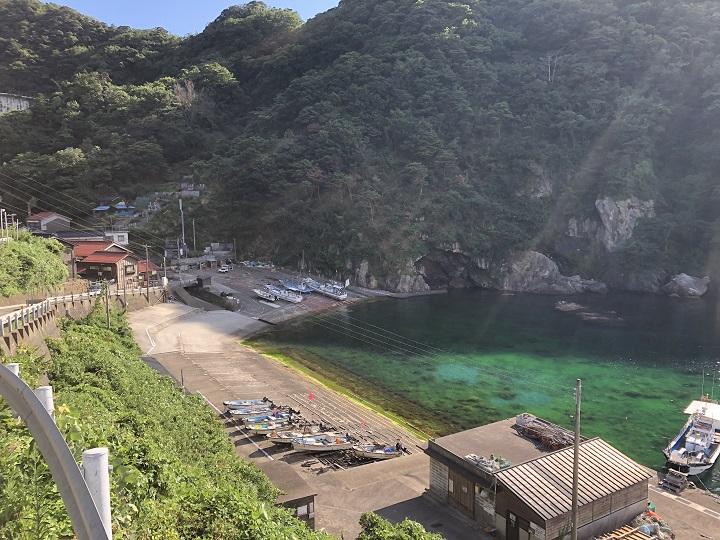 兵庫・浜坂の釣り場情報一覧 ~釣れるポイント総まとめ~ 三尾漁港