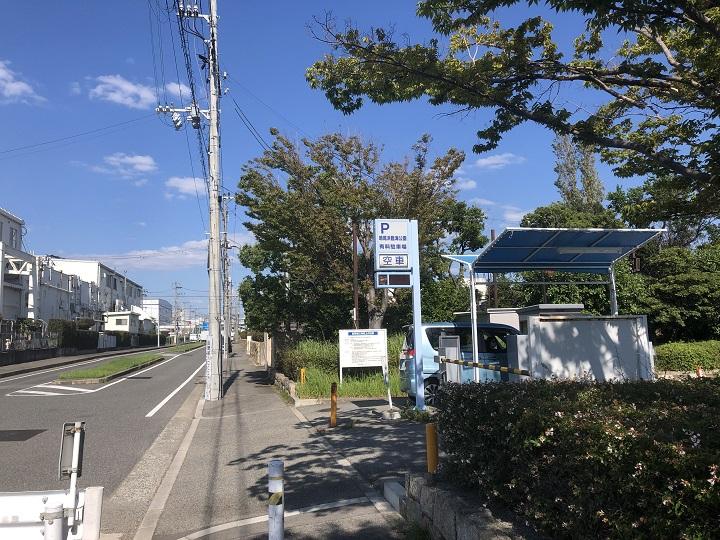 鳴尾浜臨海公園海づり広場(兵庫・西宮)の釣り場情報|阪神エリア 駐車場
