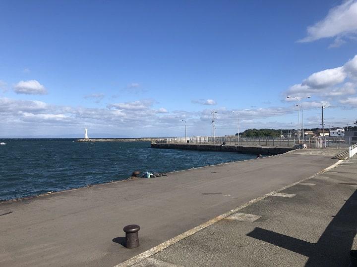 深日港(大阪・岬町)の釣り場情報│泉南エリア